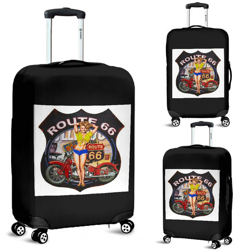 Luggage Cover ~ Route 66