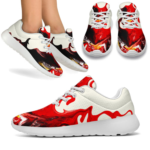 Women's sneakers/Abstract 5