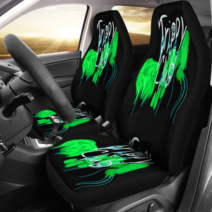 Car seat covers trippy club