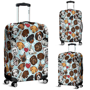 Luggage covers Dog Lovers