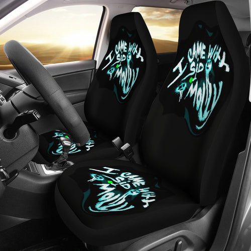Car seat covers Sid and molly