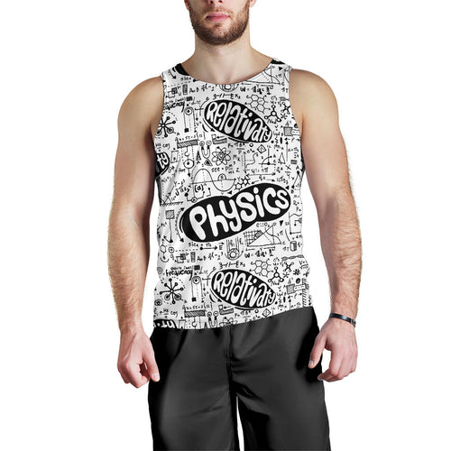 Men's Physics All Over Print Tank Top