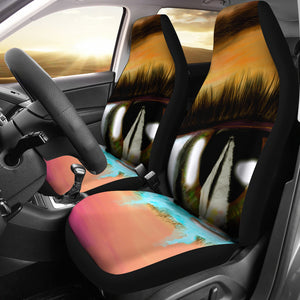 Car seat covers Eye sailing