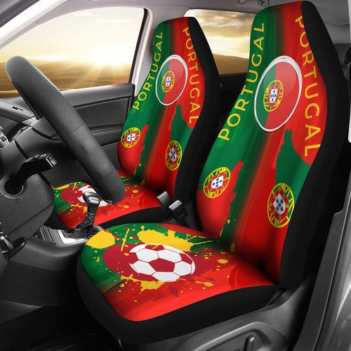 Car seat covers Portugal FC