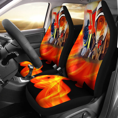 Car seat covers Fireman