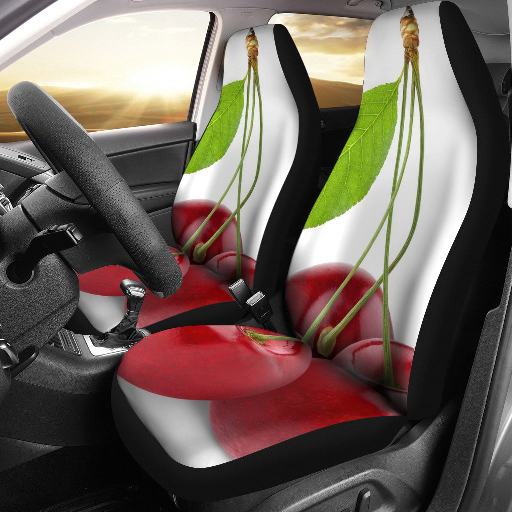 Car seat covers Cherry print