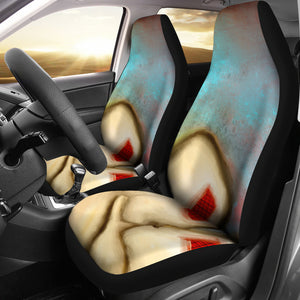 Car seat covers The kiss