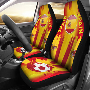 Car seat covers Spanish FC