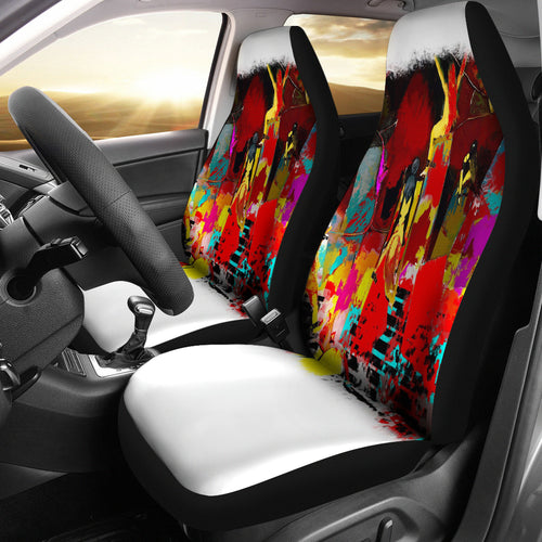 Car seat covers erotica