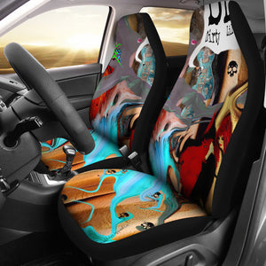 Car seat covers Abstract DLF 10t