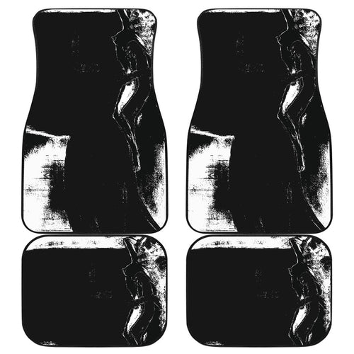 Car floor mats front and back devils play1