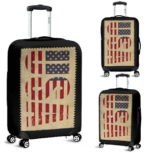 Luggage covers USA Cover2