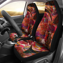 car seat covers abstract 9