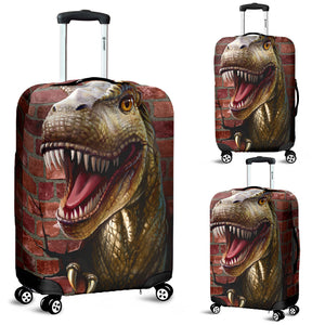 Luggage covers T-Rex