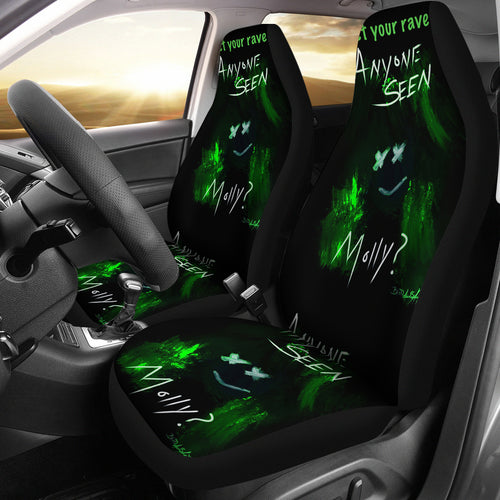 Car seat covers get your rave on
