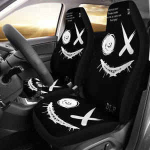 Car seat covers,DLF b/w