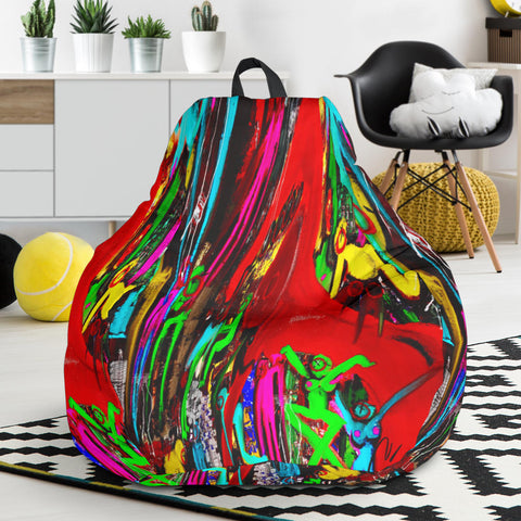 Bean bag chair beautiful freaks 2