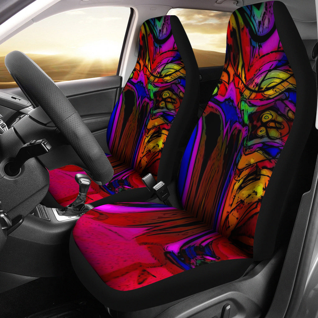 car seat covers abstract 3