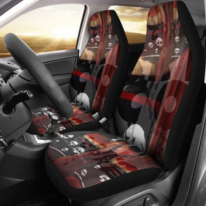 Car seat covers Abstract Grindcore 3