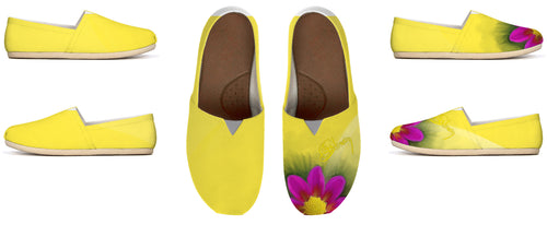 Women's casual shoes Flower