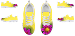 Women's sneakers Flower