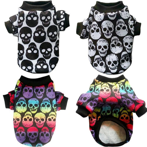 Pet Clothes for Dog Clothes Dogs Coat Jackets Cotton Clothes for Small Dog