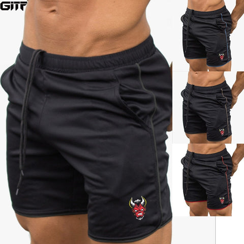 Mens Sport Running Shorts Quick Dry Workout Short