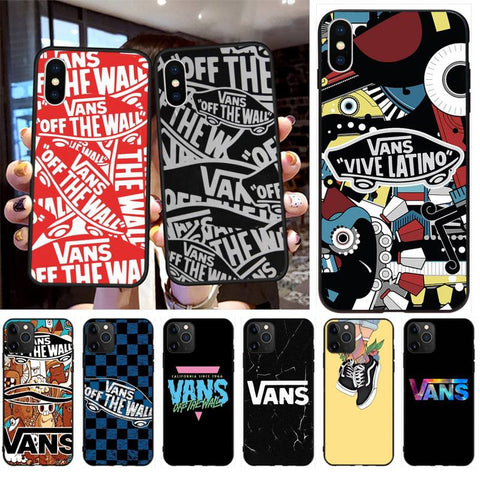 Popular street skateboarding Luxury Phone Case for iPhone 11 pro XS MAX 8 7 6 6S Plus X 5S SE 2020 XR case