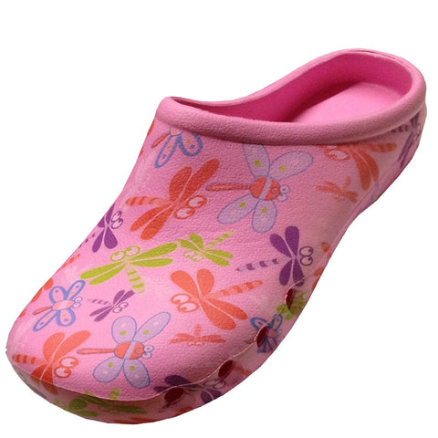 Women's medical Slippers EVA non-slip Adjustable nurse clogs Flat-soled Operating Shoes