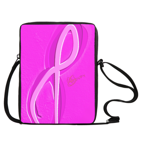 Crossbody bag Cancer awareness