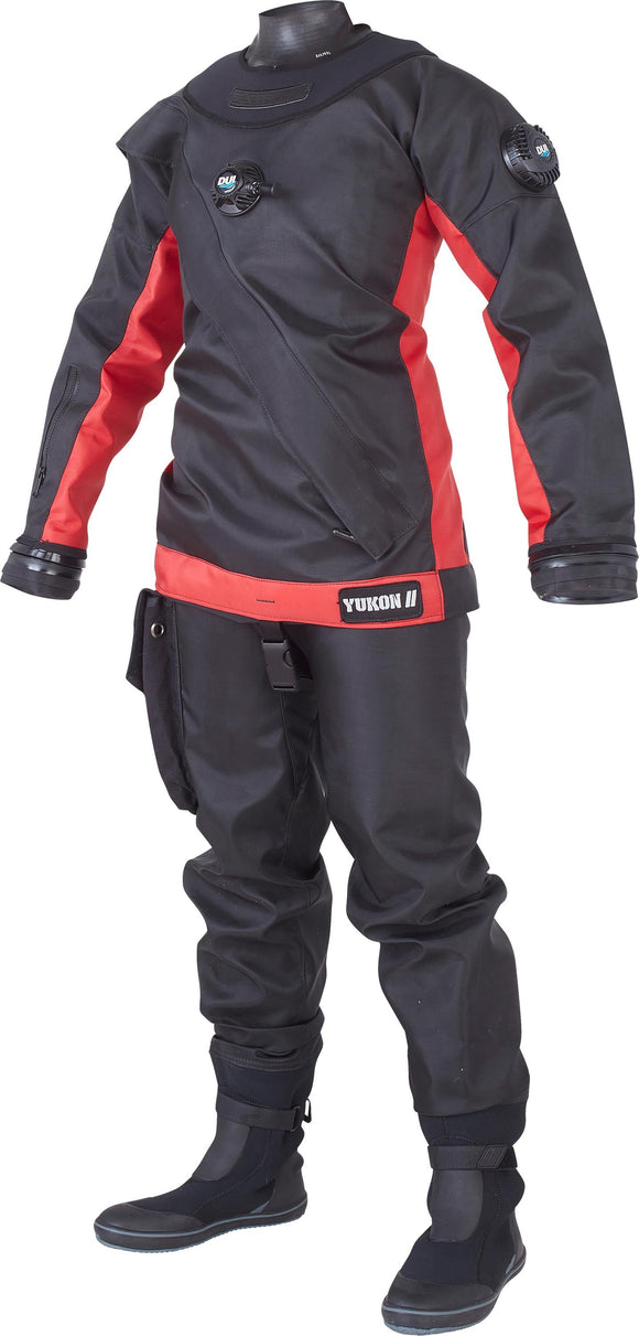 DUI Drysuits _ The Yukon II / The Cortez Save Money - Quality Drysuits