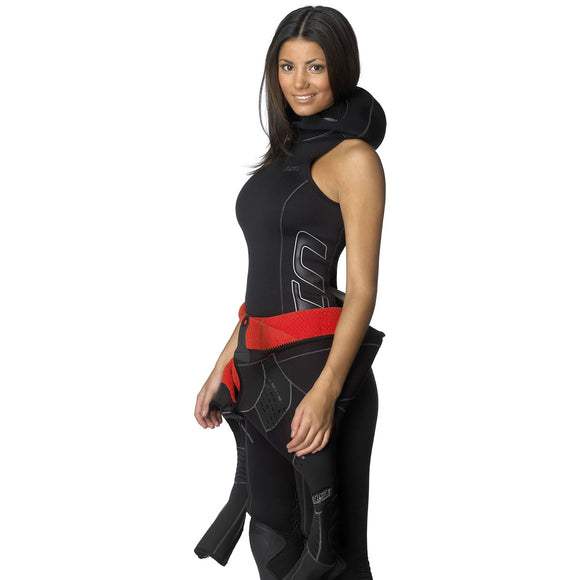 Women's Hooded Vest Cold water Diving