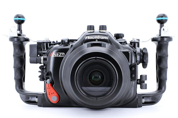 Rent The Nikon Z-7 Watertight Housing by Nauticam