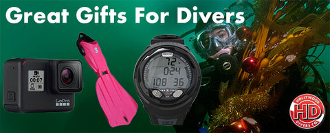 Gift Giving for Scuba Diving Buddy