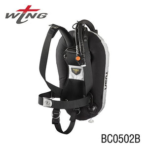 Back Plate and wing BCD by Tusa