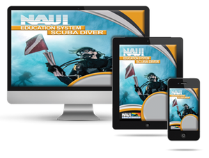 Digital NAUI Basic Open Water Scuba Diver Course Materials