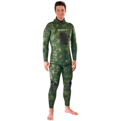 Mares 2 Piece Freediving Suit