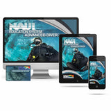 Online NAUI Advanced Scuba Diver Academics-Elearning