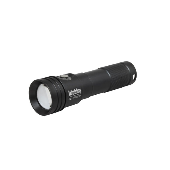 BigBlue AL1200WP Wide-Beam Infrared Dive Light
