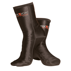 Sharkskin Socks on Sale Chillproof Closeout