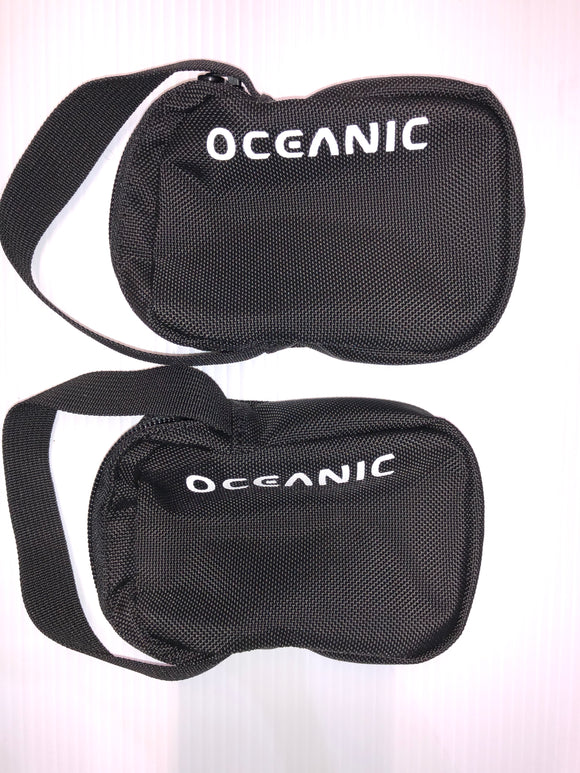 Oceanic BCD Weight Pockets Pair