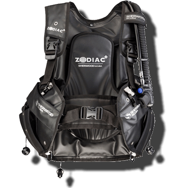 Sherwood Zodiac BCD PLUS