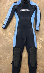 Used 7mm Men's and Women's Wetsuits