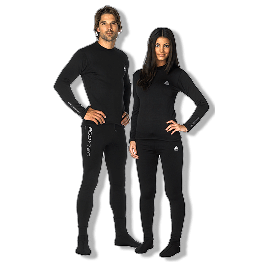 Waterproof Body Tec Drysuit Diver Undergarments