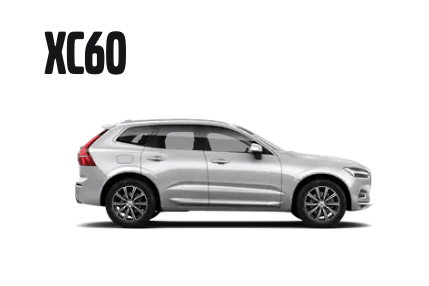 Volvo XC60 Inscription 2021