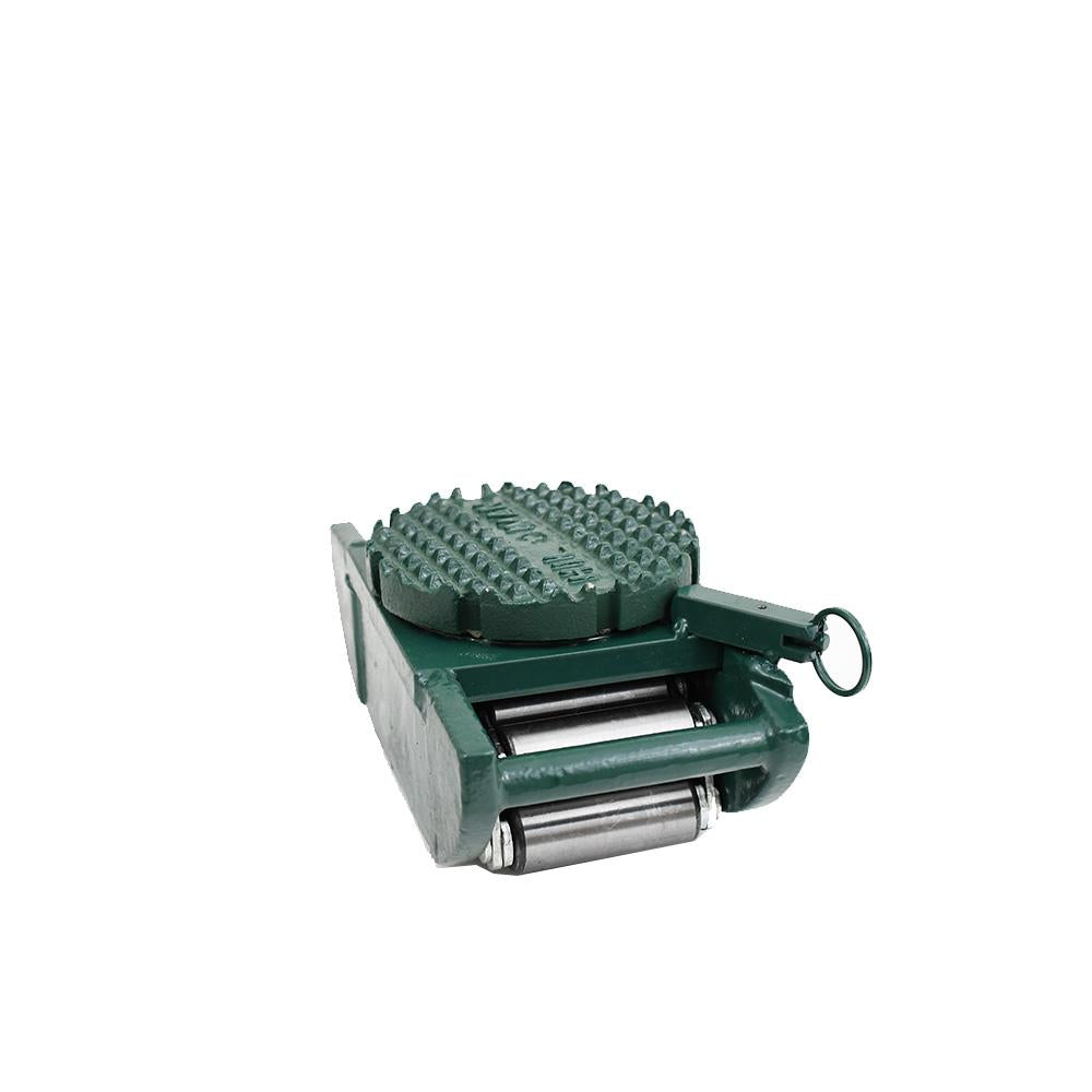 Hilman FT Individual Rollers 10 Ton With Swivel Locking Diamond Top
