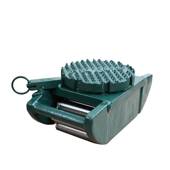 Hilman FT Individual Rollers 3.75 Ton With Swivel Locking Diamond Top