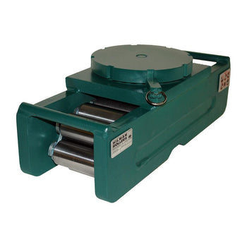 Hilman FT Individual Rollers 50 Ton With Swivel Locking Smooth Top