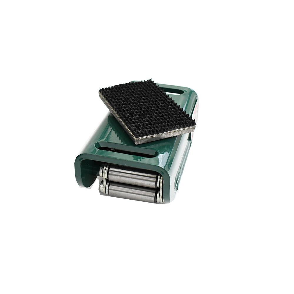 Hilman Light Duty Individual Rollers 0.75 Ton Swivel Padded Top