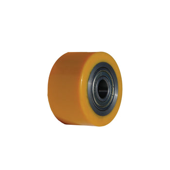 Replacement Poly Wheel for 3 & 6 Ton Bull Dolly